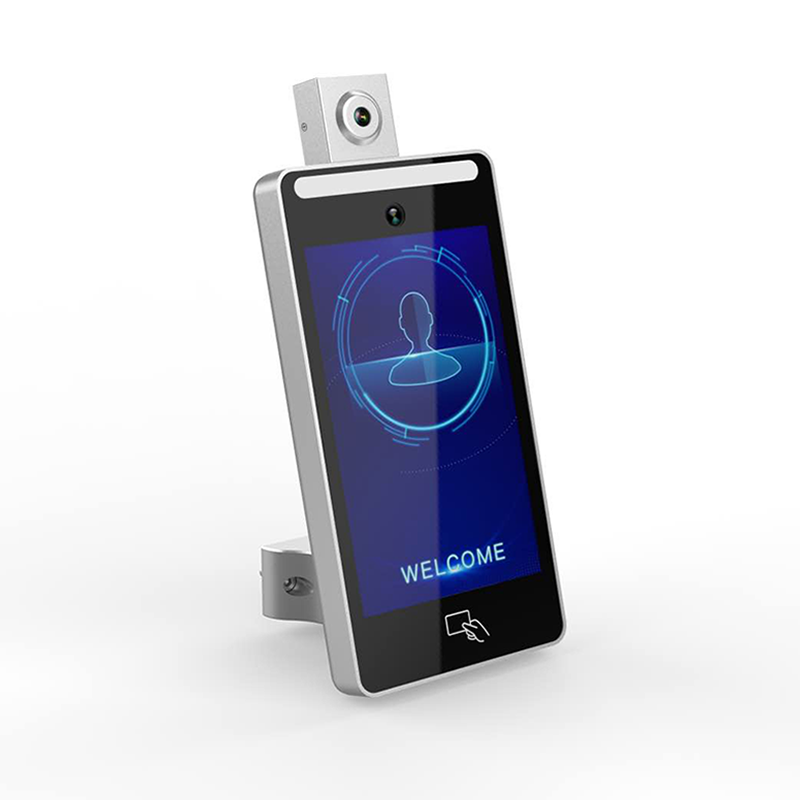 Two-in-one Facial Recognition & Temperature Detector