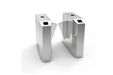 Ding-Wei Flap turnstile gate